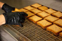 Fette biscottate preparazione